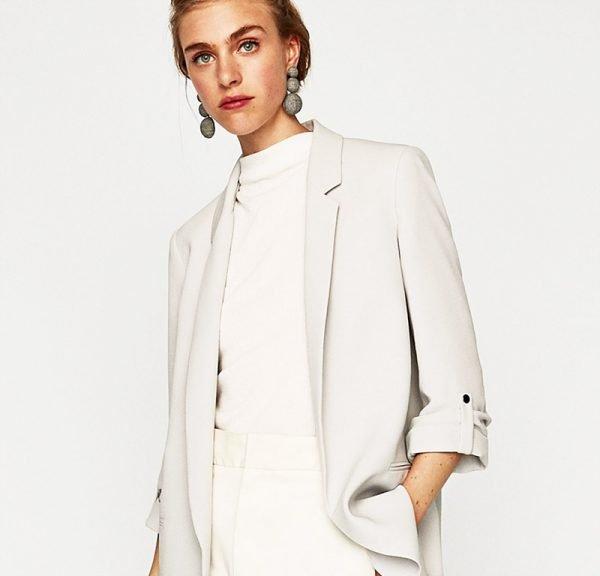 Elegant Light Suit