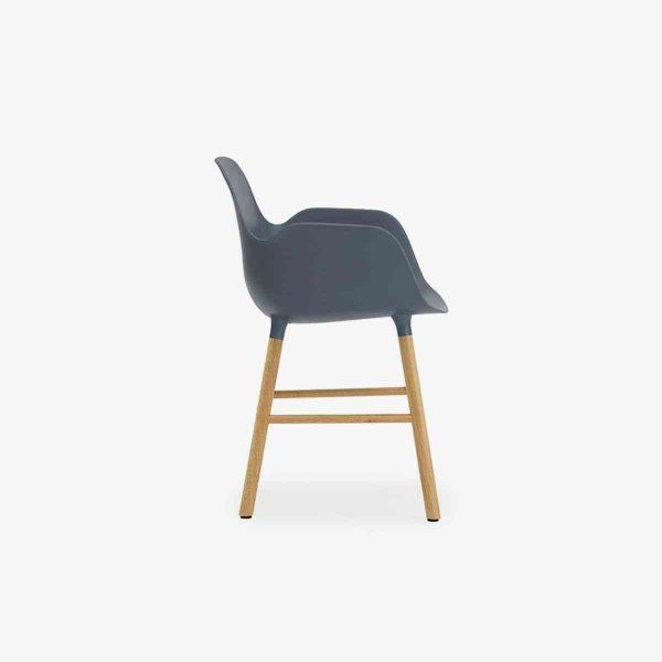 Modern Shape Armchair