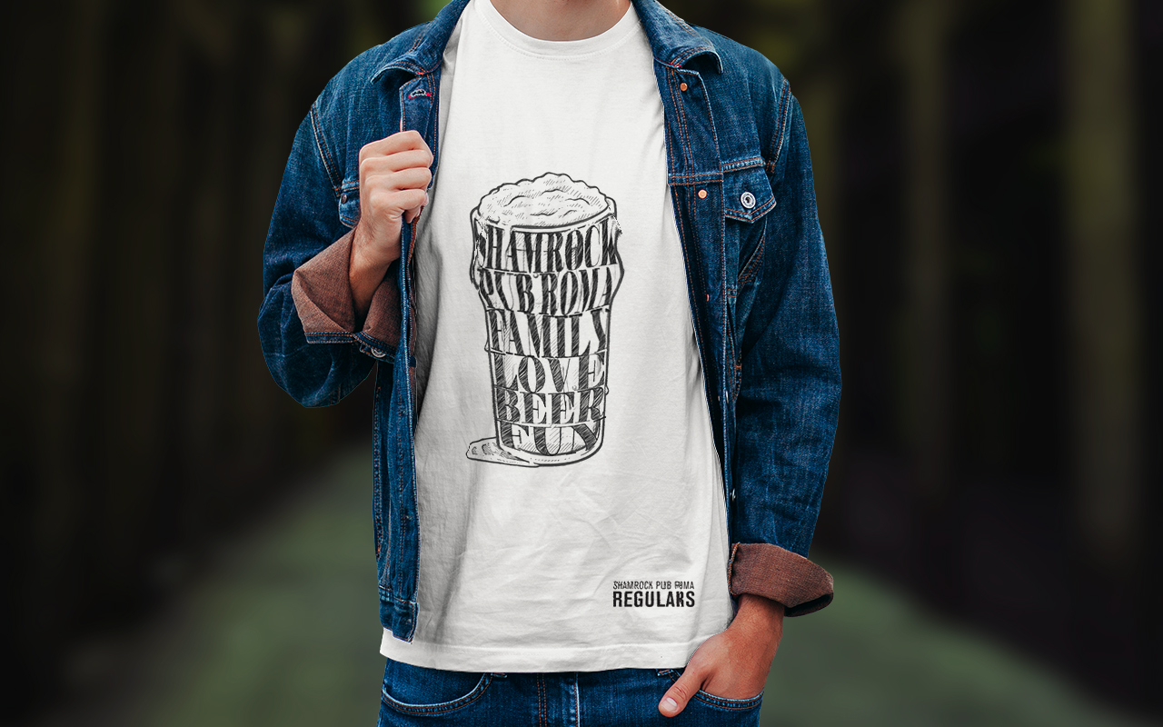 Shamrock_Mock_up_TShirt